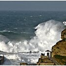 Stormy Seas. by Malcolm Chant