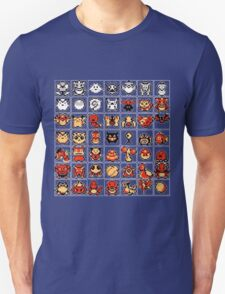pokemon 2nd gen all sprites T-Shirt