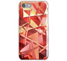 3D folded abstract iPhone Case/Skin