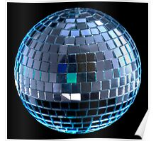 Disco Ball II Poster