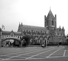Christchurch Cathedral Dublin by conorclear