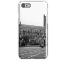 Christchurch Cathedral Dublin iPhone Case/Skin
