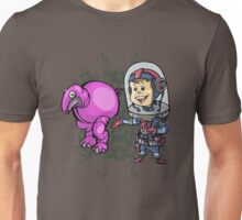 SpaceKid and a Roundbodied Grazealump Unisex T-Shirt