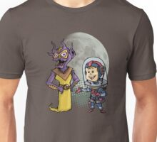 SpaceKid and Prince Arthur Violetbug the Third of the Wealth Planet T-Shirt