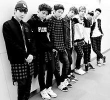 BTS by jhopeisbae