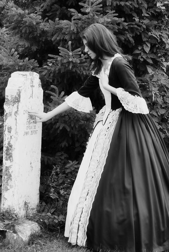 Anna's Eternal Sorrow by Johanne Brunet