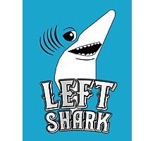 Left Shark !!! - Super Bowl Halftime Shark 2015 Photographic Print