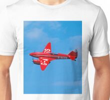 "De Havilland DH88 Comet Racer G-ACSS ""Grosvenor House"" Unisex T-Shirt"