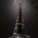 Space Needle by JenLand