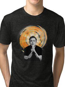 In Elon Musk We Trust Tri-blend T-Shirt