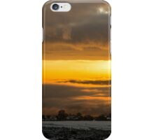 The End Of The Day. iPhone Case/Skin