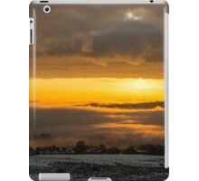 The End Of The Day. iPad Case/Skin