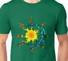 dialogue of the sun to the moon Unisex T-Shirt