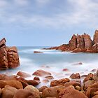 The Pinnacles, Phillip Island, Victoria, Australia by Michael Boniwell