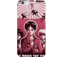Protect the Walls iPhone Case/Skin