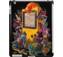 pokemon on gameboy cool design iPad Case/Skin