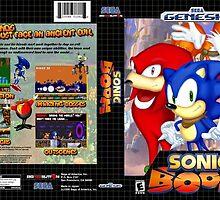 Sonic Boom Genesis by tylersc12