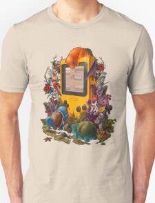 pokemon on gameboy cool design T-Shirt