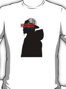 Pusha T 'MNIMN' BLK/WHT/RED T-Shirt