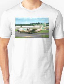 Israeli C-130H 102 Entebbe Veteran T-Shirt
