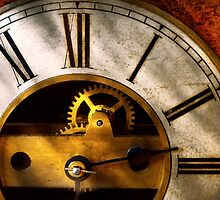 Clockmaker - What time is it by Mike  Savad