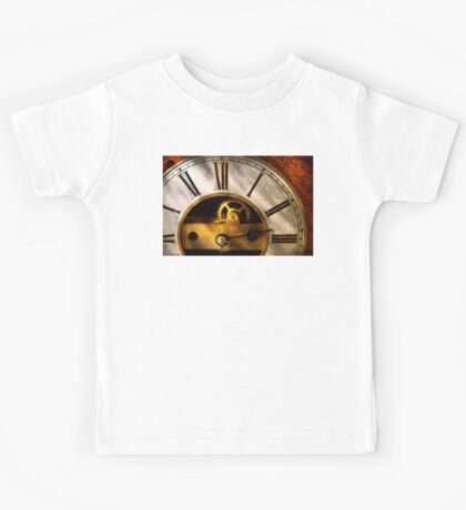 Clockmaker - What time is it Kids Tee