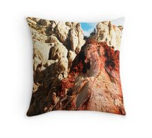Kodachrome Basin Nymph #1 Throw Pillow