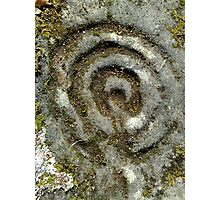 rock art Photographic Print