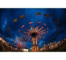 Fair Fisheye Photographic Print