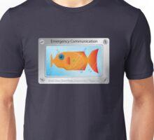 Emergency Communication | Break Glass | Don't Panic | Insert in Ear | Babel Inc Unisex T-Shirt