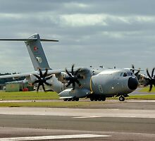 Airbus Military A400M Atlas 13-0009 by Colin Smedley