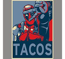 Tacos Photographic Print