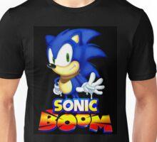 Classic Sonic Boom Unisex T-Shirt