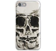 supernatural skull iPhone Case/Skin