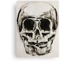 supernatural skull Canvas Print