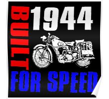 MOTORCYCLE-1944 Poster