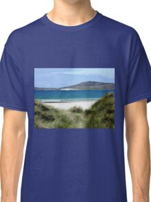 Immaculate Sands - Seilebost and Luskentyre Beaches Classic T-Shirt