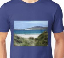 Immaculate Sands - Seilebost and Luskentyre Beaches Unisex T-Shirt