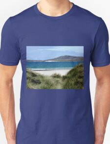 Immaculate Sands - Seilebost and Luskentyre Beaches T-Shirt