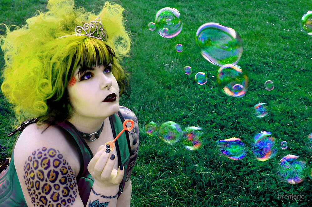 Bubbles by Marie Arneklev