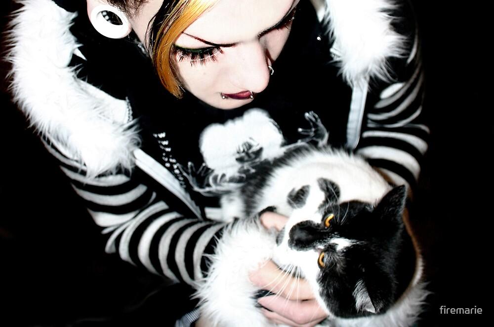 Kitty by Marie Arneklev
