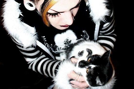 Kitty by Lividly Vivid