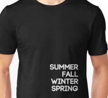 The Last of Us seasons Unisex T-Shirt