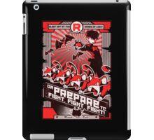 Team Rocketganda iPad Case/Skin