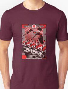 Team Rocketganda Unisex T-Shirt