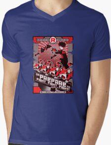 Team Rocketganda Mens V-Neck T-Shirt
