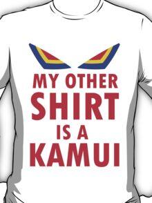 My Other Shirt is a Kamui - Kill la Kill (JUNKETSU VERSION) T-Shirt
