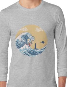 The Great Sea Long Sleeve T-Shirt