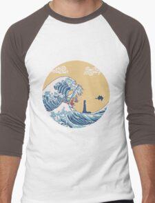 The Great Sea Men's Baseball ¾ T-Shirt