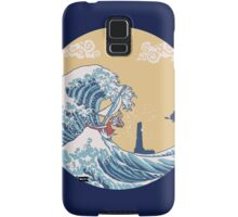 The Great Sea Samsung Galaxy Case/Skin